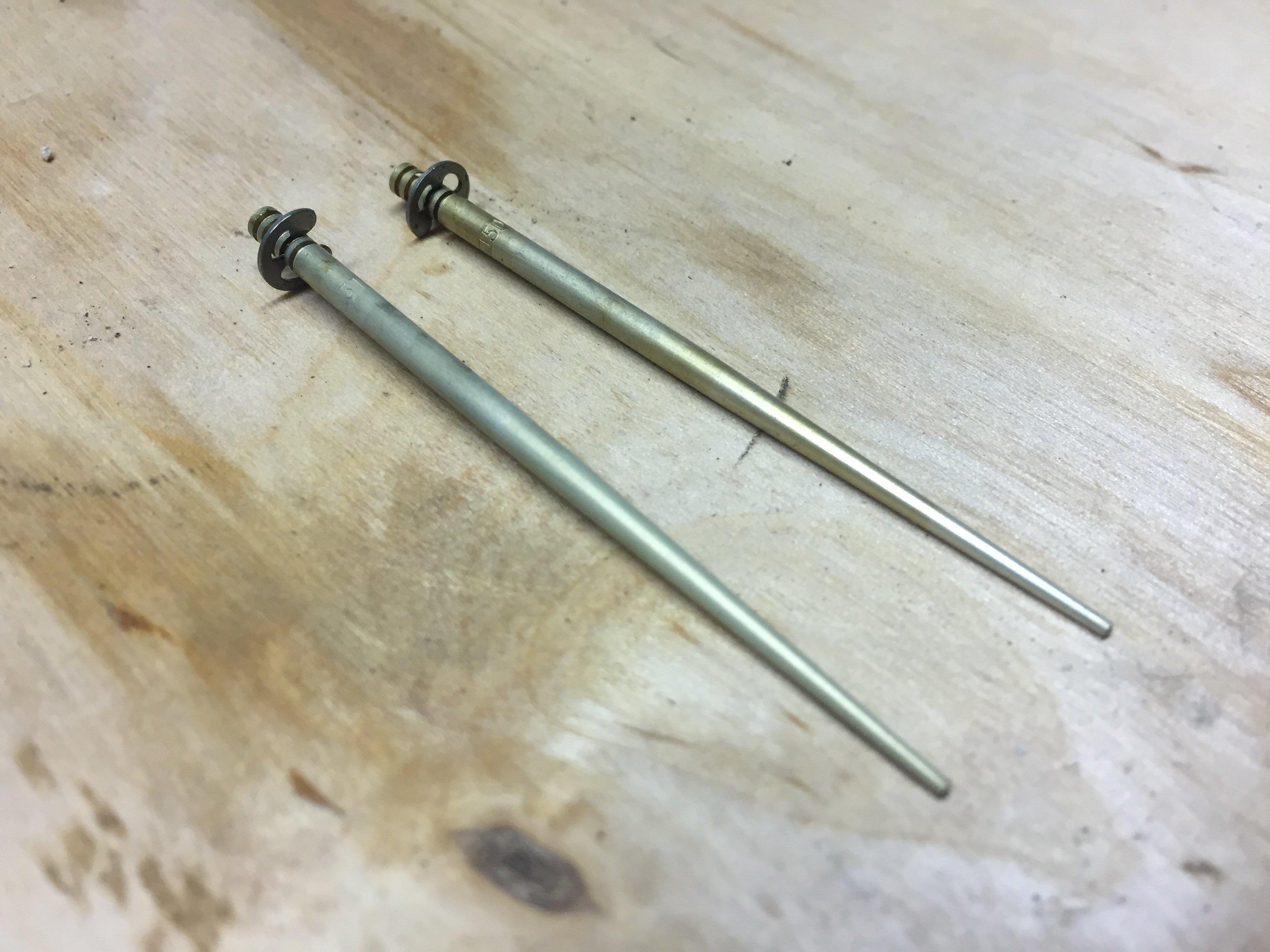 Carburetor Needles