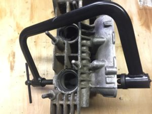 Valve Spring Compressor Engine Head