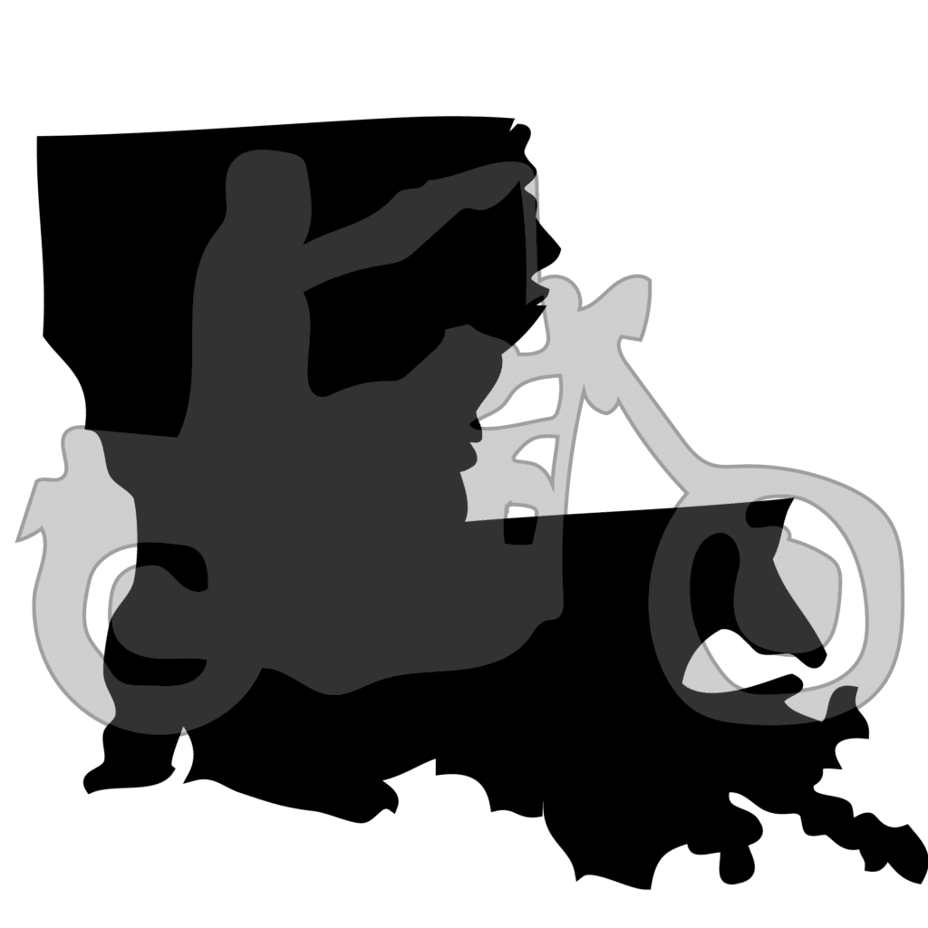 louisiana motorcycle registration & title