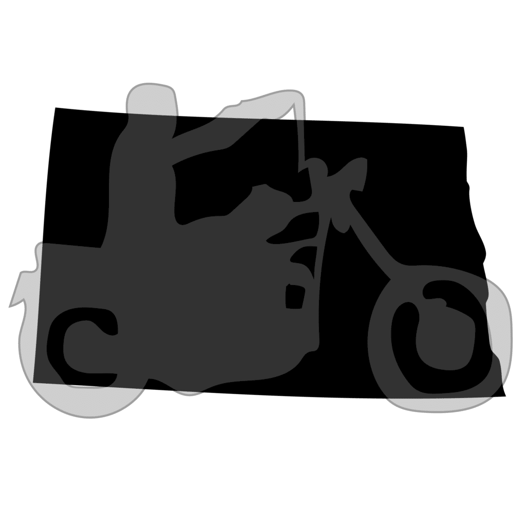 north dakota motorcycle registration & title