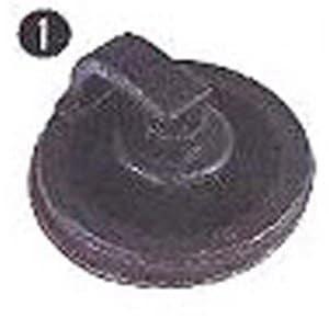 1-Oil Fouled Spark Plug