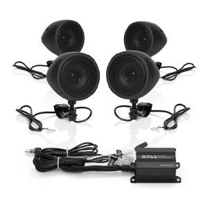 Boss Bluetooth Motorcycle Speaker System