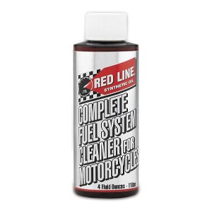 Red Line Motorcycle Fuel Cleaner