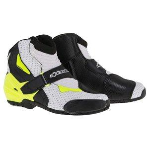 Alpinestars SMX-1 Mid Motorcycle Boots