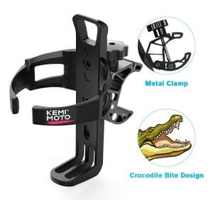 KemiMoto Motorcycle Cup Holder