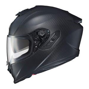 Scorpion Carbon Motorcycle Helmet
