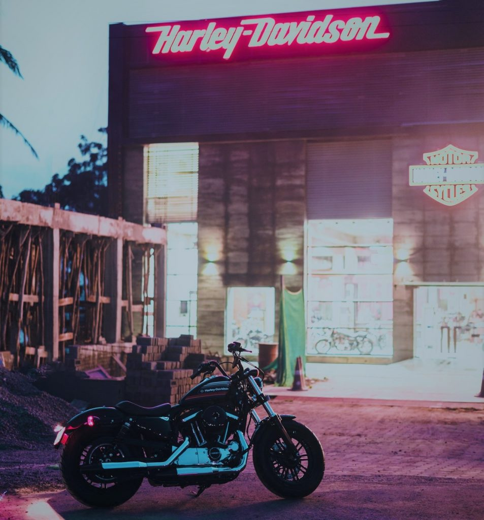 What is a CVO Harley?
